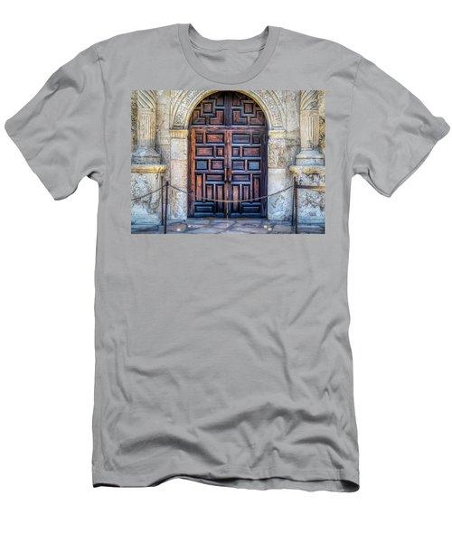 The Alamo Men's T-Shirt (Athletic Fit)