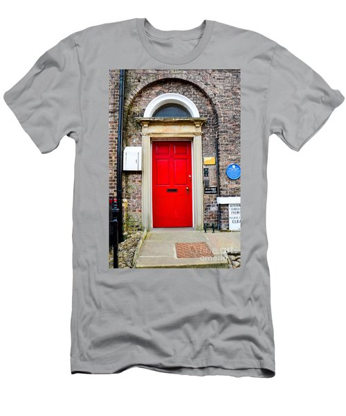 The Door To James Herriot's World Men's T-Shirt (Athletic Fit)