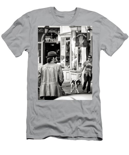 The Dude Men's T-Shirt (Slim Fit) by William Beuther