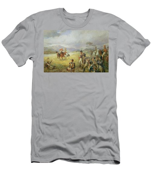 The Duel  Fair Play Men's T-Shirt (Athletic Fit)