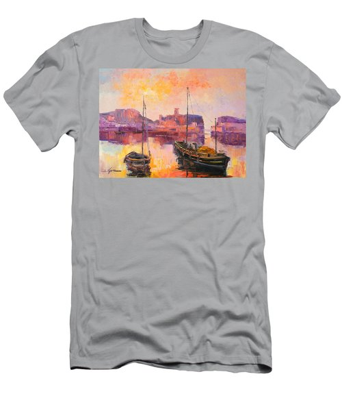 The Dunbar Harbour Men's T-Shirt (Athletic Fit)
