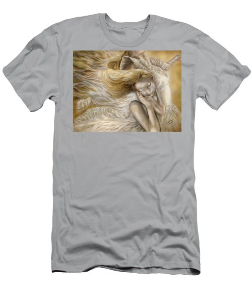 The Ecstasy Of Angels Men's T-Shirt (Athletic Fit)