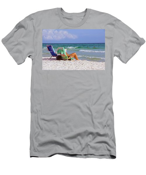 The Emerald Coast Men's T-Shirt (Athletic Fit)