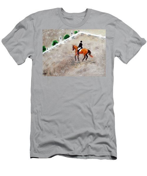 The Equestrian Men's T-Shirt (Athletic Fit)