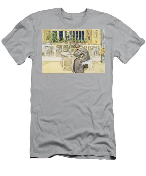 The Evening Before The Journey Men's T-Shirt (Athletic Fit)
