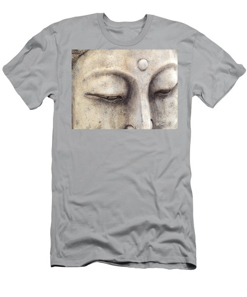 The Eyes Of Buddah Men's T-Shirt (Athletic Fit)