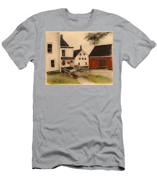 The Farmhouse Men's T-Shirt (Athletic Fit)
