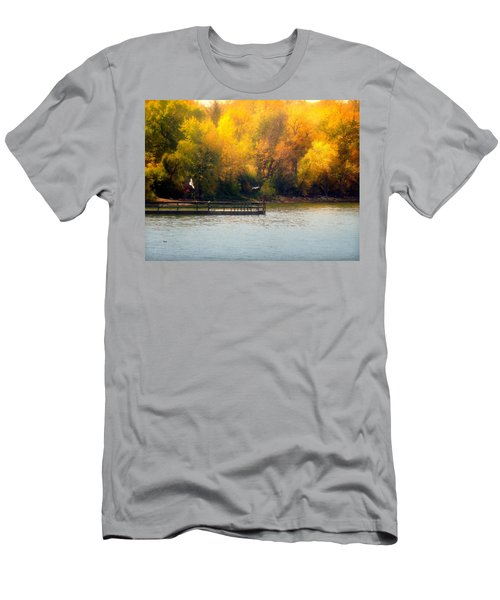 The Golden Hour Men's T-Shirt (Athletic Fit)