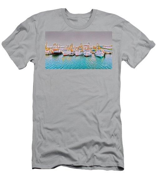 The Golden Hour Men's T-Shirt (Athletic Fit)