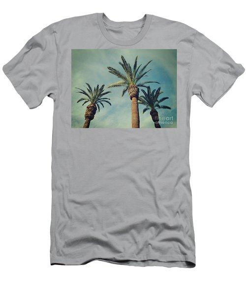 The Gossips2 Men's T-Shirt (Slim Fit) by Meghan at FireBonnet Art