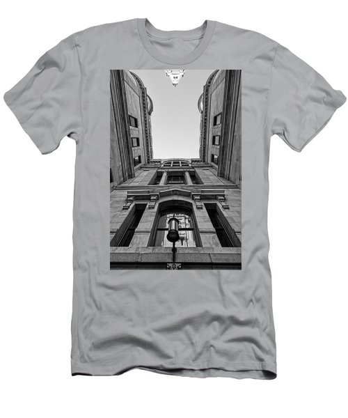 The Hall Men's T-Shirt (Athletic Fit)