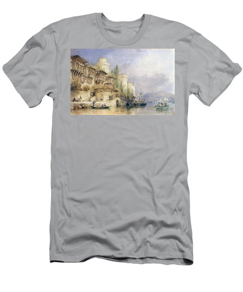 The House On The Bosphorus Men's T-Shirt (Athletic Fit)