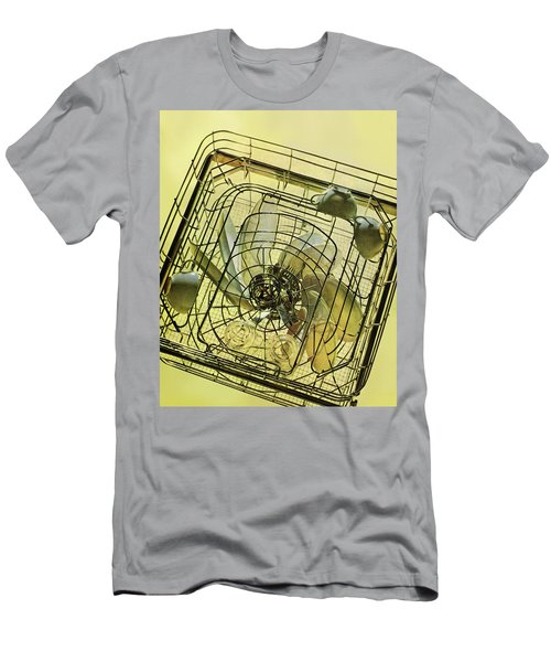The Inside Of A Hotpoint Dishwasher Men's T-Shirt (Athletic Fit)