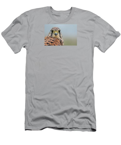 The Kestrel Face To Face Men's T-Shirt (Athletic Fit)