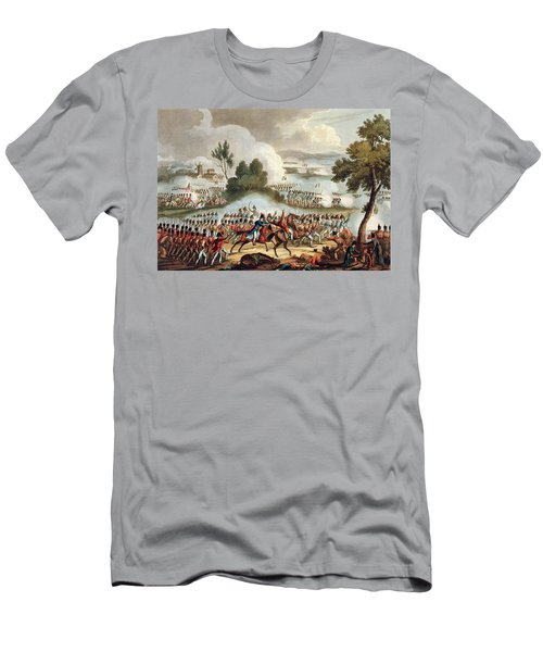 The Left Wing Of The British Army Men's T-Shirt (Athletic Fit)