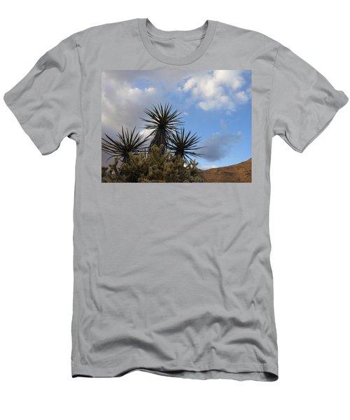 The Living Desert Men's T-Shirt (Athletic Fit)
