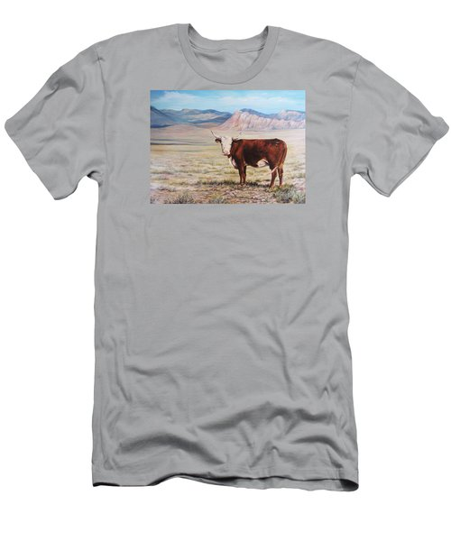 The Lone Range Men's T-Shirt (Athletic Fit)