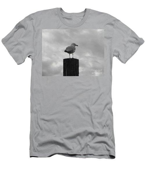 The Lookout Men's T-Shirt (Slim Fit) by Michael Krek