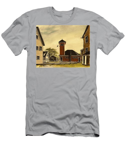 The Meeting House Men's T-Shirt (Athletic Fit)