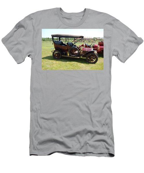 The Mercer Touring Sedan Men's T-Shirt (Athletic Fit)