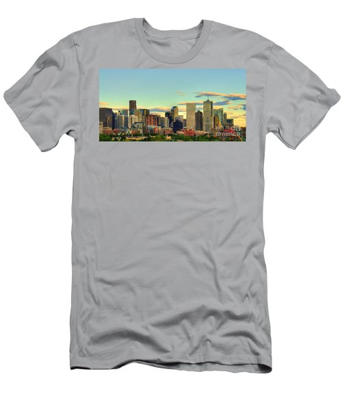 The Mile High City Men's T-Shirt (Athletic Fit)