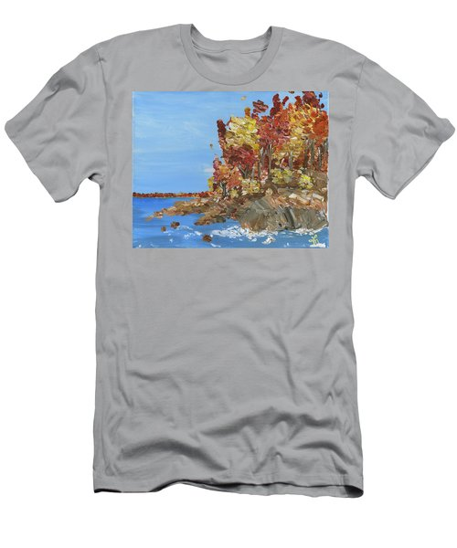 The North Shore Men's T-Shirt (Athletic Fit)