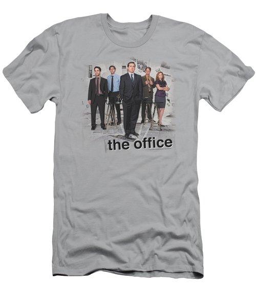 The Office - Cast Men's T-Shirt (Athletic Fit)