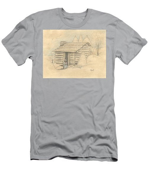 The Old Homeplace Men's T-Shirt (Athletic Fit)