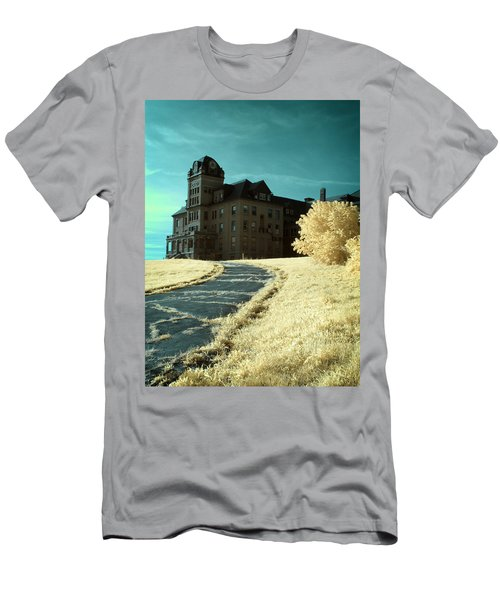 The Old Odd Fellows Home Color Men's T-Shirt (Athletic Fit)