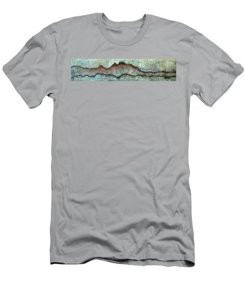 The Only Way Out Is Through Men's T-Shirt (Athletic Fit)
