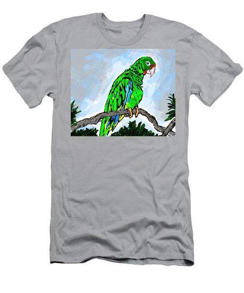 The Parrot Men's T-Shirt (Athletic Fit)