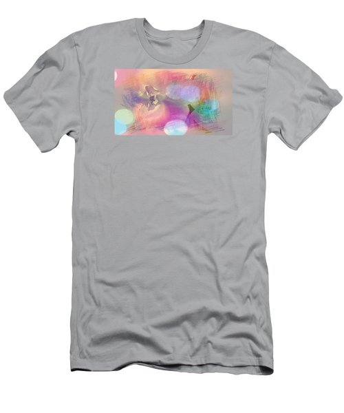 The Magic Petal Men's T-Shirt (Athletic Fit)