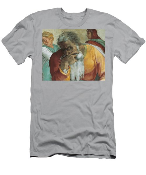 The Prophet Jeremiah Men's T-Shirt (Athletic Fit)