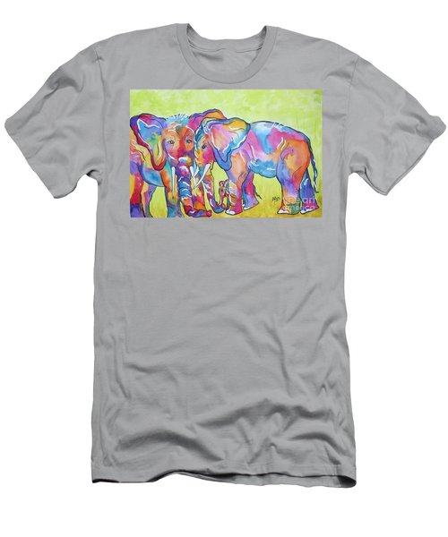 The Protectors Men's T-Shirt (Slim Fit) by Ellen Levinson