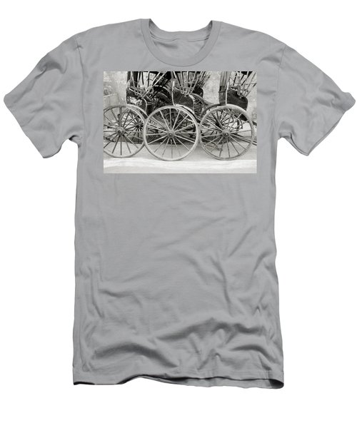 The Rickshaws Men's T-Shirt (Athletic Fit)
