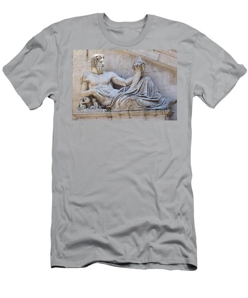The Tiber Men's T-Shirt (Athletic Fit)