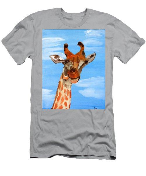 The Sky's The Limit Men's T-Shirt (Athletic Fit)