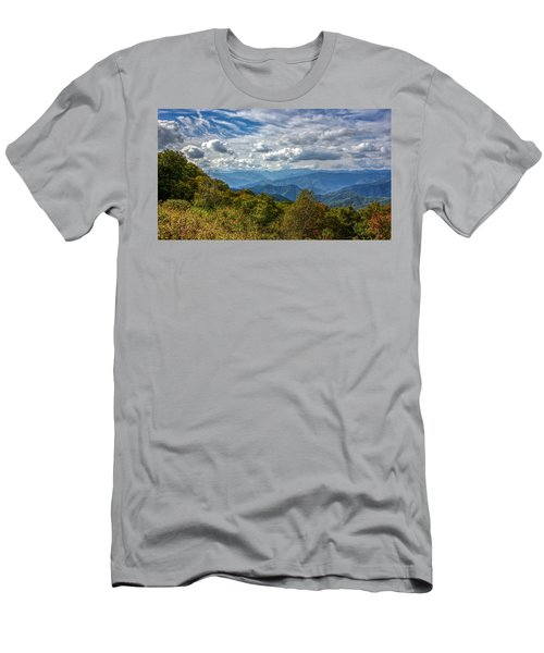 The Smokys Men's T-Shirt (Athletic Fit)