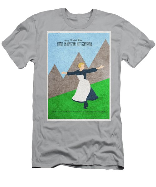 The Sound Of Music Men's T-Shirt (Athletic Fit)