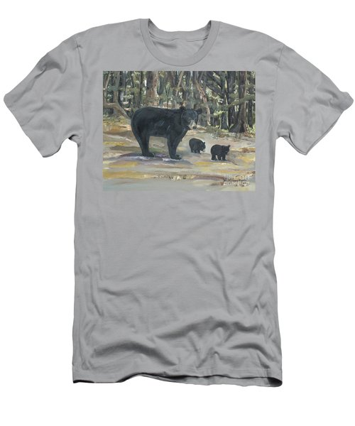 Cubs - Bears - Goldilocks And The Three Bears Men's T-Shirt (Athletic Fit)