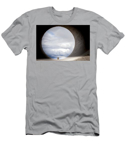 The View Above Men's T-Shirt (Athletic Fit)