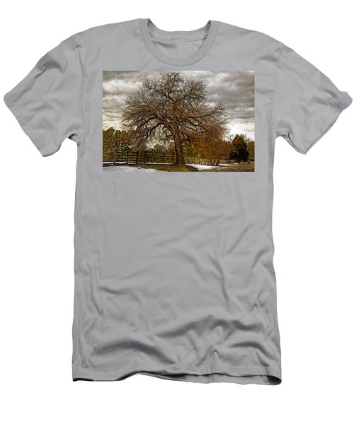 The Welcome Tree Men's T-Shirt (Athletic Fit)