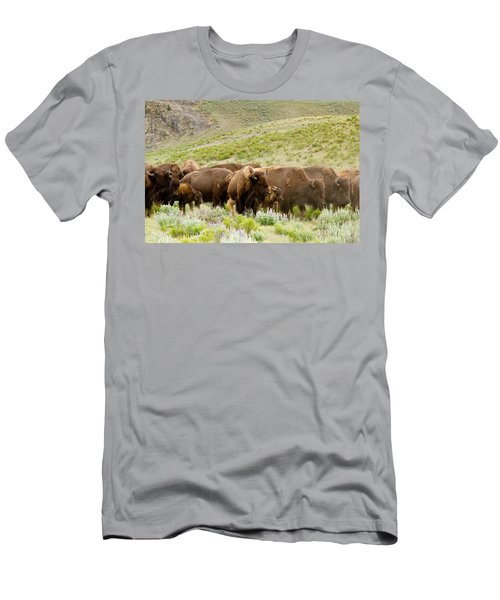 The Wild West Men's T-Shirt (Athletic Fit)