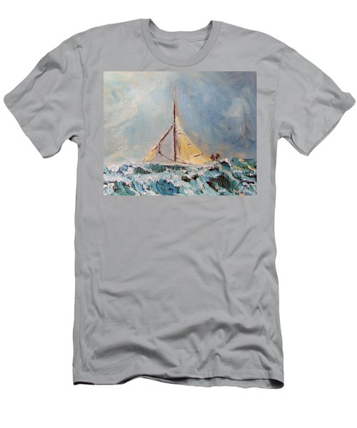There's Always Hope Men's T-Shirt (Athletic Fit)