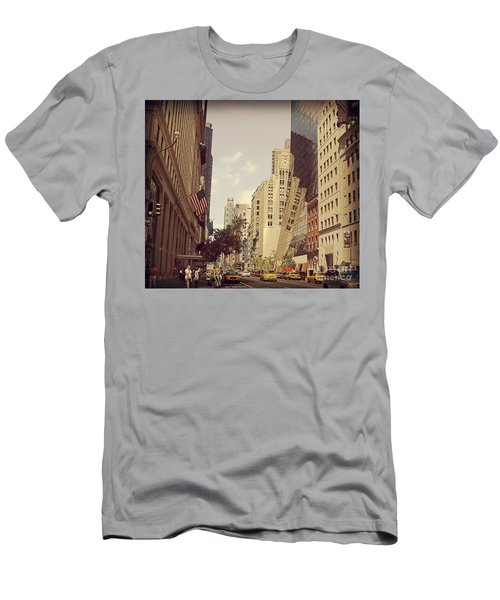 Through The Faded Looking Glass Men's T-Shirt (Slim Fit) by Meghan at FireBonnet Art