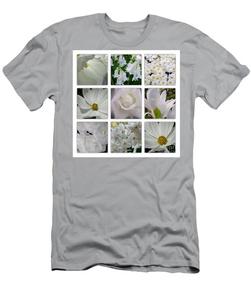 Through The White Picture Window Men's T-Shirt (Athletic Fit)