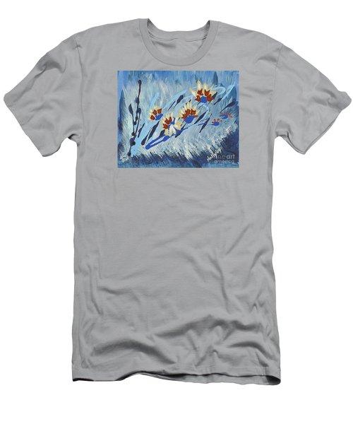 Thunderflowers Men's T-Shirt (Athletic Fit)