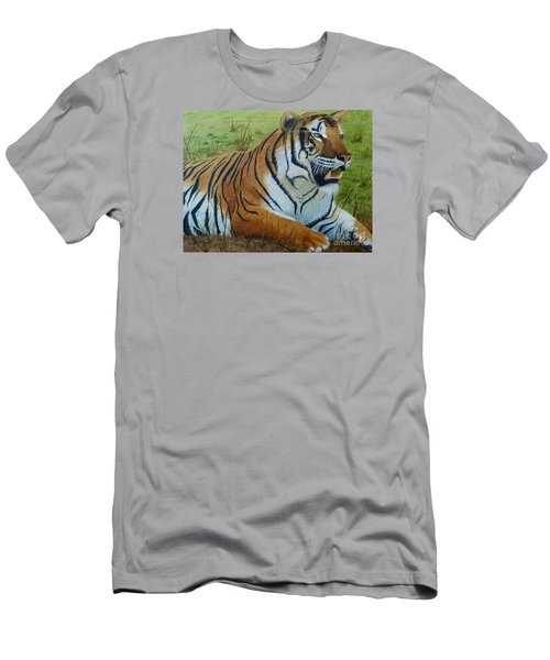 Tiger Tiger Men's T-Shirt (Athletic Fit)