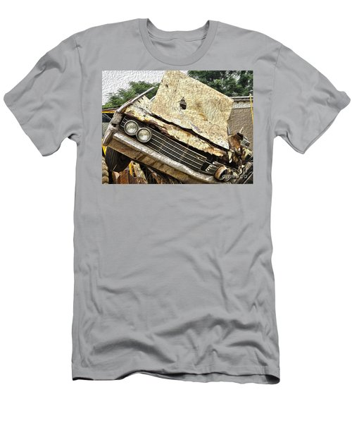 Tired And Broken Men's T-Shirt (Athletic Fit)