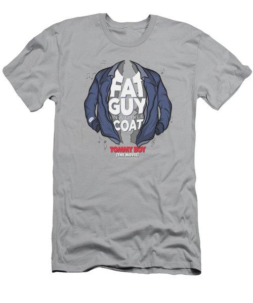 Tommy Boy - Little Coat Men's T-Shirt (Athletic Fit)